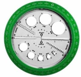 Helix angle and circle tool